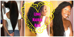 Natural Hair Growth Remedies For Black Hair Long Natural Hair 50 Examples Black Women Can Grow Long Hair