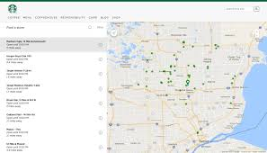 Starbucks Map Search Archives Page 2 Of 4 Daily Ui Design Inspiration