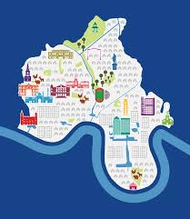 Create A Map With Pins Mapping London