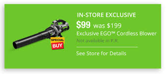black friday home depot aa batteries today only ego cordless blower only 99 at the home depot reg