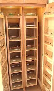 kitchen cabinets pantry units custom pantry cabinet exmedia me