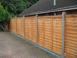 exellent horizontal wood fence panels pin and more on ideas