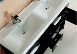 large bathroom sink with two faucets purchase led crystal