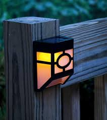 Solar Powered Deck Lights Solar Powered Deck Lights Uk Home Design Ideas