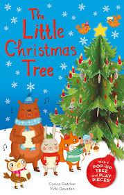 the little christmas tree u2014 vicki gausden illustrator