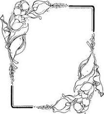 dipingere cornici risultati immagini per cornice di fiori da colorare fiori