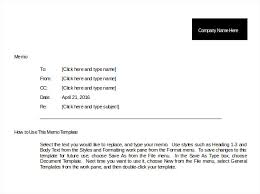 Memo Template Free Professional Memo Template 15 Free Word Pdf Documents