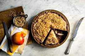 Apple Pie Thanksgiving Vegetarian Thanksgiving No Bake Apple Pie The New York Times