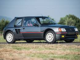 peugeot japan rm sotheby u0027s 1984 peugeot 205 turbo 16 london 2015