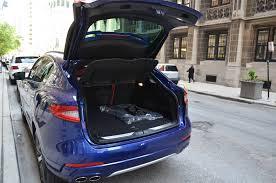 maserati levante trunk 2017 maserati levante stock m611 for sale near chicago il il