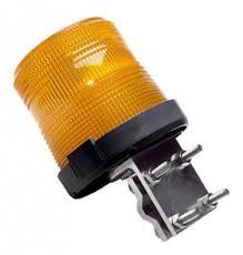 mirror mount beacon lights amber led low profile mirror bracket mount beacon sws warning