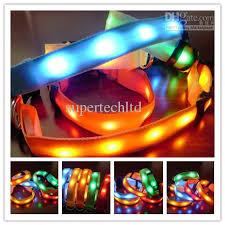 Light Up Dog Collar 2017 Cheapest Price High Quality Led Dog Collar Light Up Flashing