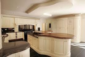 rounded kitchen island spacious curved kitchen island houzz islands callumskitchen