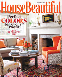 House Beautiful Cottage Living Magazine by As Seen In Arhaus Furniture