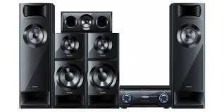 sony home theater headphones sony 5 2ch 1200watt home theater speaker system str k3sw hsds