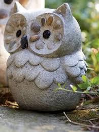 buy cania international soaring owl statue garden statues