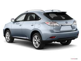 lexus suv hybrid used 2012 lexus rx hybrid prices reviews and pictures u s