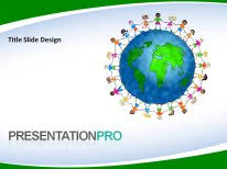 world culture kids powerpoint template background in powerpoint