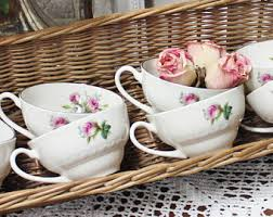 Miniature Tea Cups Favors by Tea Cup Favors Etsy