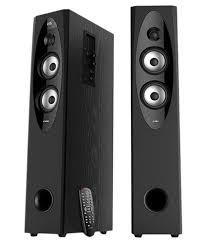 pioneer 2 1 home theater system tower speakers buy tower speakers online at best prices in india