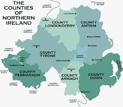 Northern Ireland Map Maps Of Northern Ireland Socialist Alternative