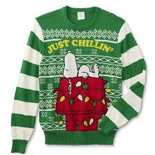 peanuts by schulz snoopy s sweater
