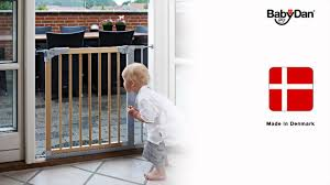 Baby Stairgate Babydan Designer Stair Gate Demonstration Video Babysecurity