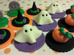 halloween cupcakes decorations simple and shapes for decorating