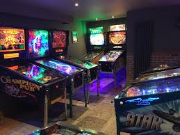 ultimate home pinball arcade u0026 games room pinball heaven