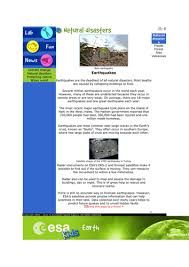 natural disasters by christianaid teaching resources tes