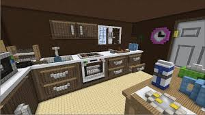 minecraft kitchen furniture minecraft kitchen ideas