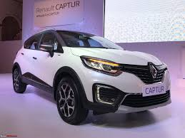 renault suv concept the renault captur suv edit launched rs 9 99 lakhs page 20