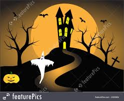 the halloween tree background halloween background with pumpkins