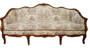 French Provincial Sofas Eye For Design Decorating With The French Cabriole Cabriolet Sofa