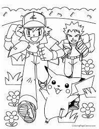 pokemon coloring page 02 coloring page central