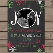 christmas card pregnancy announcement ideas best 20 holiday for