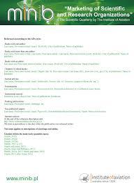 Articles Main Title Procedures Marketing Instytucji Naukowych I Badawczychmarketing