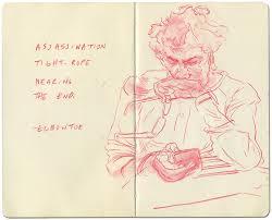 sketch books u2014 brian adam douglas elbow toe studio