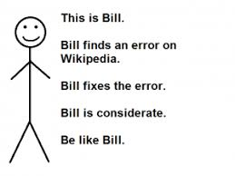 Be Like Bill If You - if you were like bill you may be in trouble how to technology