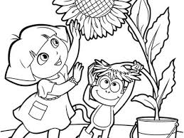 37 dora boots coloring pages dora coloring pages backpack