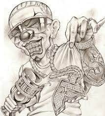 gangster drawing at getdrawings com free for personal use