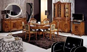 classic italian dining room furniture by modenese gastone