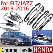honda jazz car cover aliexpress com buy for honda fit jazz 2013 2016 accessories