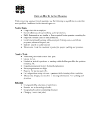 Profile In Resume Example by Spelling Of Resume Resume For Your Job Application