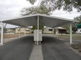 carports double carport prices diy steel carport plans steel