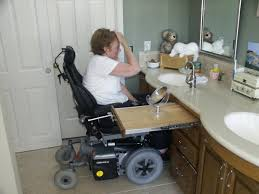 Handicap Accessible Bathroom Designs by Accessible Bathroom Design Wheelchair Home Designsbathroom 100