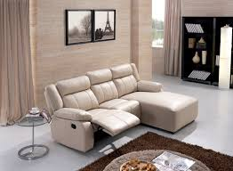 Lazyboy Leather Sleeper Sofa Modern Minimalist Living Room Design With White Leather Lazy Boy