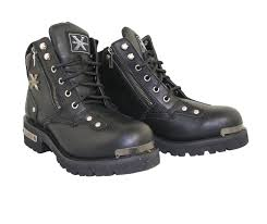 womens xelement boots xelement s motorcycle boots leatherup com