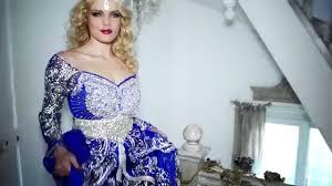 robe algã rienne mariage negafa mouny ziana caftan takchita robe de mariée ile de
