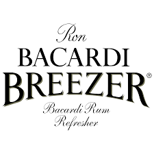 bacardi logo bacardi breezer u2014 worldvectorlogo